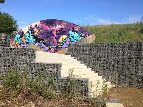 urban gabions stonebox SETP