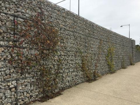 gabion walls rennes SETP